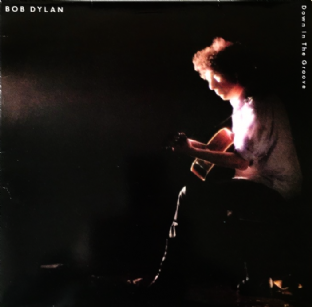 Bob Dylan ‎- Down In The Groove (LP) (EX/VG)